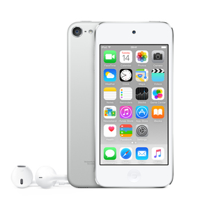 Apple iPod Touch 16GB, Silber, | Dodax.ch