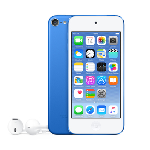 Apple iPod Touch 64GB, Blau, | Dodax.at