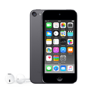 Apple iPod Touch 64GB, Spacegrey, | Dodax.at