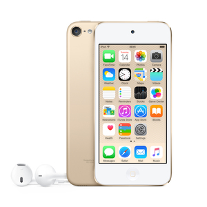 Apple iPod touch 128GB MP4-Player 128GB Gold   Dodax.at