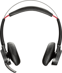 Plantronics Voyager Focus UC B825 Binaural Head-band Black headset | Dodax.co.uk