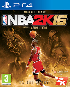 NBA 2K16 (Michael Jordan Edition) - PS4 | Dodax.at
