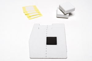 Silhouette MINT-STAMP-1515 self-adhesive label | Dodax.co.uk