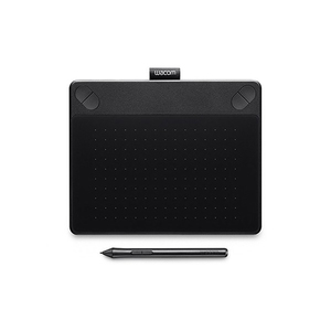 Wacom - Graphic Tablet Intuos Comic, Black (CTH-490CK-S) | Dodax.ch