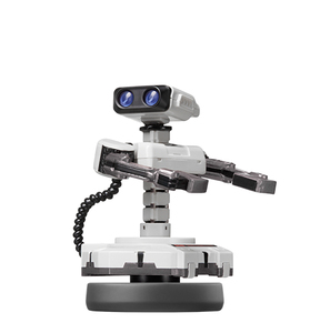 Nintendo - amiibo R.O.B. No.46 Collectible Figure (1073666) | Dodax.it