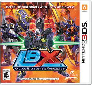 Little Battlers Experience - 3DS | Dodax.at
