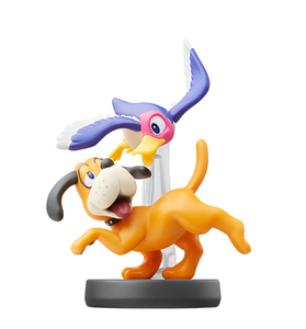 Nintendo - amiibo Duck Hunt No.47 Collectible Figure (1073566) | Dodax.de