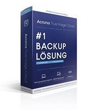 Acronis True Image 2016 Cloud | Dodax.ch