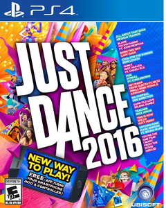 Just Dance 2016 German Edition - PS4 | Dodax.co.uk