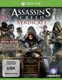 Assassin's Creed Syndicate Special Edition; Austrian Version - XBox One | Dodax.fr