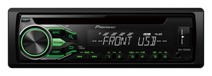 Pioneer - Car Media Receiver (DEH-1800UBG) | Dodax.ch