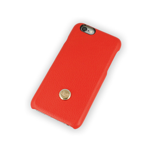 Qiotti - Q.Snap Luxury Leather Cover for iPhone 6/6s, Red (QX-C-0200-02-IP6) | Dodax.at