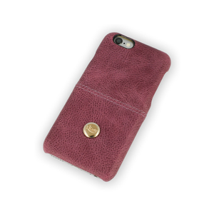 Qiotti - Q.Snap Smart Fine Case for iPhone 6/6s, Purple (QX-C-0060-04-IP6) | Dodax.at