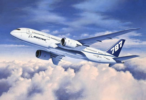 Revell Boeing 787-8 'Dreamliner' 1:144 Assembly kit Fixed-wing aircraft | Dodax.ch