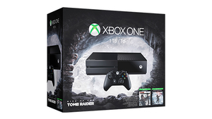 Microsoft Xbox One Rise of the Tomb Raider Bundle | Dodax.ch