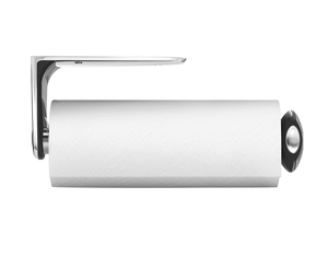 simplehuman - Paper Towel Holder Wall-mounted Stainless steel (KT1024) | Dodax.ch