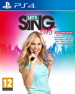 Let's Sing 2016 Austrian Edition - PS4 | Dodax.it
