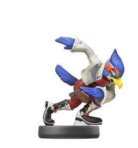 Nintendo - amiibo Falco No.52 Collectible Figure (1079466) | Dodax.ch