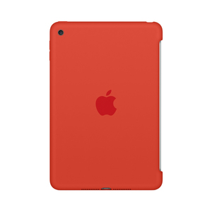 Apple - Case Silicone iPad Mini 4, Red (MLD42ZM/A) | Dodax.at