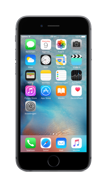Apple iPhone 6s 128GB 4G Grau | Dodax.ch