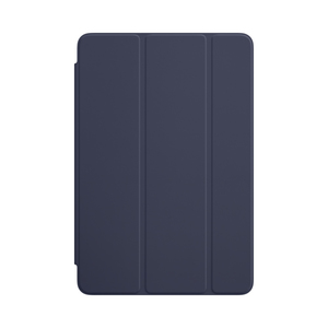 Apple - iPad Mini 4 Smart Cover, Blue (MKLX2ZM/A) | Dodax.at