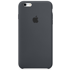 Apple iPhone 6s Silicone Case CharGray (MKY02ZM-A)