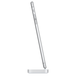 Apple iPhone Lightning Dock Silver, | Dodax.at
