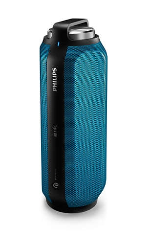 Philips wireless portable speaker | Dodax.ch