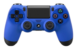 Sony PS4 Dualshock 4 Controller blue | Dodax.ch