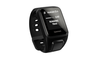 TomTom - Spark Music GPS Fitness Watch with 3 GB Music Storage, Black (1REM.003.03) | Dodax.ch