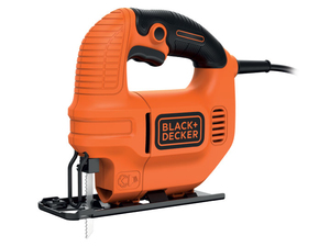 Black & Decker - Power Jigsaw, 400 W, 230 V (KS501) | Dodax.ch