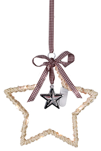 LED Willow Star creme   Dodax.ch