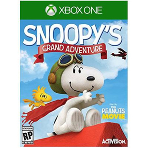 Snoopy's Grand Adventure Italian Edition - XBox One | Dodax.ch