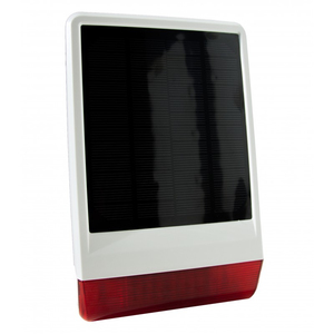 Popp Z-Wave Solar Sirene | Dodax.at