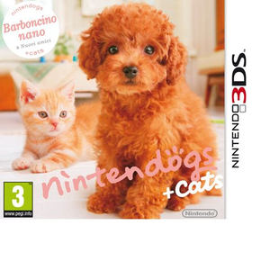 Nintendogs + Cats: Toy Poodle and New Friends - 3DS | Dodax.ch