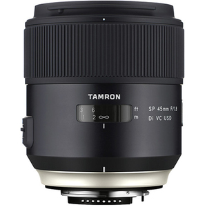 Tamron SP 45mm f / 1.8 Di USD | Dodax.ch