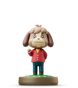 Nintendo - amiibo Animal Crossing Collection Digby Collectible Figure (1079966) | Dodax.co.uk