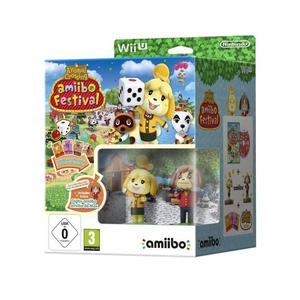 Animal Crossing Amiibo Festival - Wii U | Dodax.co.uk
