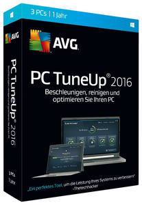 AVG Performance 2016, USB-Stick | Dodax.at