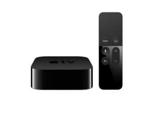 Apple TV 4 black, 32 GB | Dodax.ch