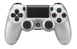 Sony PS4 Dualshock 4 Controller silver | Dodax.ch