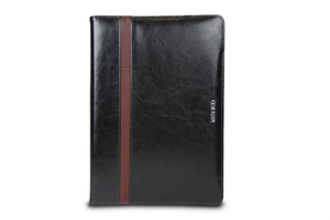 Maroo - Obsidian Case for Surface Pro 3 and 4, Black/Brown (MR-MS3448) | Dodax.ch