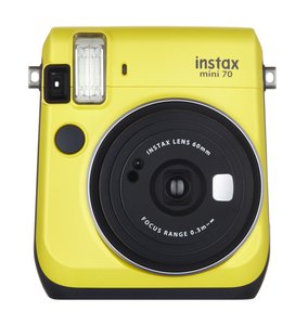 Fujifilm Instax Mini 70 gelb | Dodax.at
