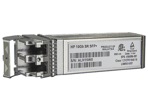 Hewlett Packard Enterprise BladeSystem c-Class 10Gb SFP+ SR Transceiver | Dodax.ch