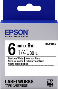 Epson LK-2WBN | Dodax.co.uk