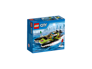 Lego - Lego City Rennboot (60114) | Dodax.at