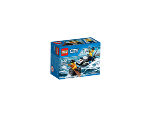 Lego - Lego City Tire Escape (60126) | Dodax.nl