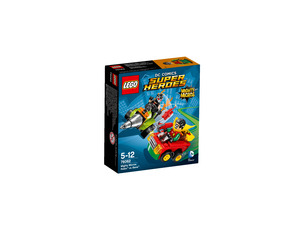 Lego - Lego DC Comics Super Heroes Mighty Micros Robin vs. Bane (76062) | Dodax.at