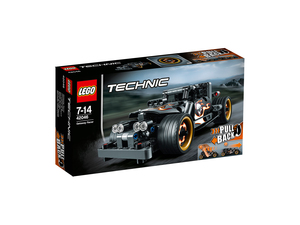 Lego - Lego Technic Getaway Racer (42046) | Dodax.co.uk