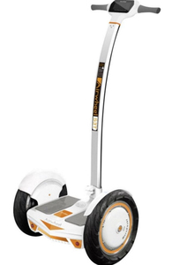 Air Wheel S3T Orange Weiss | Dodax.ch